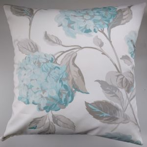 "Cushion Cover in Laura Ashley Blue Hygrangea 14"" 16"" 18"" 20"""